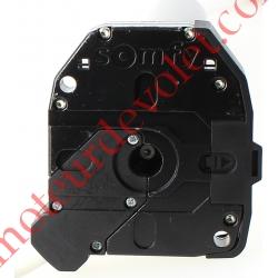 Relais 24v dc à clipper sur Embase avec 2 Contacts Ouvert-Fermé 8A