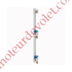 Peigne Vertical Legrand VX Gris pour Coffret 3 Rangées Entr'axes 125 mm