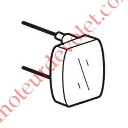 Lampe 230 v 1 mA Verte pour équiper Appareillage Plexo Lumineux