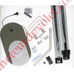 Dexxo Pro 1000 io Pack Chaîne avec 1 émetteur Keytis io 4 Canaux (à retour d'informations)
