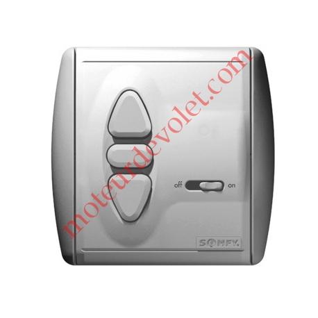 somfy 1810219 r cepteur radio centralis uno rts orienta. Black Bedroom Furniture Sets. Home Design Ideas