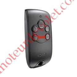 Télécommande Keytis Multi Applications Rts NM pour Alarme Protexial Coloris Noir