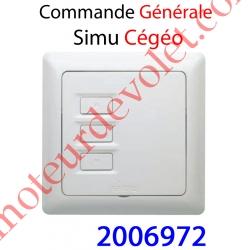 Commande Générale de Groupe ou de Sous-Groupe Simu Cégéo
