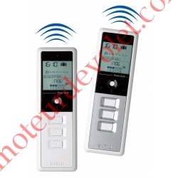 Emetteur Nomade Timer Multi 6 Simu Hz-Rts Gris (6 canaux)