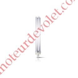 Lampe Master PL-S 11w Blanc 840 Culot G23 nécessite un ballast