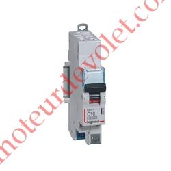 Disjoncteur Magnétothermique DNX³ 16 A