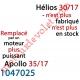 Moteur Hélios 30/17 LT 50 sans Mds