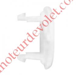 Capuchon Blanc de Champignon pour Moteur de Bso J4 HTM ou J4 1TN ou J4 2TN