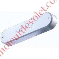Capteur Vent Eolis 3D WireFree Rts Blanc Autonome avec 2 piles 1,5 v AAA