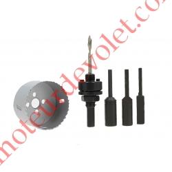 Kit de Perçage pour Motorisation de Volet Roulant