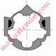 Roue pour Moteur LT 50 dans Tube Hexagonal 48 Bubendorff(Dito Ref 9410413selon conditionnement)