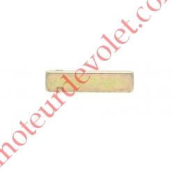 Tourillon Carré de 10 mm Longueur 45 mm Marqué