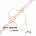 ZF Sangle d'attache de Tablier Largeur 20 mm