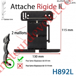 Attache Rigide II de 2 Maillons