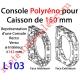 Console Polyréno 150