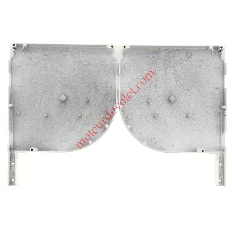 zurfl h feller l416a console alur no 205 quart de rond laqu e blanc. Black Bedroom Furniture Sets. Home Design Ideas
