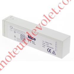 Récepteur Mini Eclairage 230 vca 1 canal 433,92MHz Rolling Code Sortie 500 w ip 55