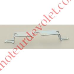 Plaque de Verroullage du Parechute Gaposa M2A ou Timmer 95 et 147 Nm sur Console ou Flasque