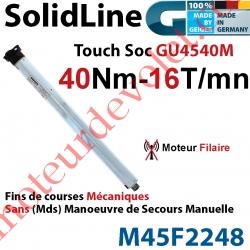 Moteur Geiger Filaire SolidLine Touch Soc 40/16 GU4540M