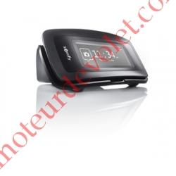 Emetteur Horloge Nina Timer io pour commander jusqu'à 50 équipements répartis en 30 groupes de produits maximum
