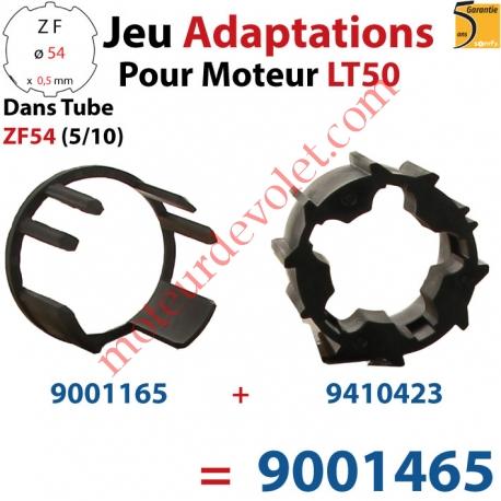 Jeu d'Adaptation pour Moteur LT50, Tube Zf 54 5/10 (9410423+9001165)