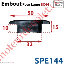 Embout de lames EX 44
