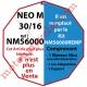 Moteur Nice Filaire Néo M 30/16 M 50 sans Mds, remplacé par NM56000REMP