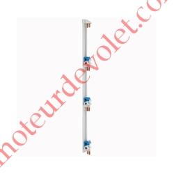 Peigne Vertical Legrand VX Gris pour Coffret 4 Rangées Entr'axes 125 mm