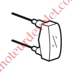 Lampe 230 v 1 mA Orange pour équiper Appareillage Plexo Lumineux