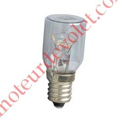 Lampe 230 v Incolore Culot E10 pour équiper Appareillage Plexo Lumineux