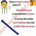 Moteur Somfy Altus C2 25/17 LT 50