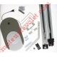 Dexxo Pro 1000 io Pack Courroie avec 1 émetteur Keytis io 4 Canaux (à retour d'informations)