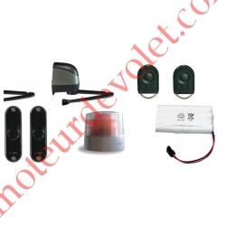 Axovia 220A  Pack Confort Rts (2 Mot av Arm Int, 4 bras alu, 2 ém 4 cx,giro anten,cell)
