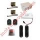 Axovia Multi Pro Pack Confort Rts (2 Mot 1Arm 4 Bras alu Moy, 2 ém 4cx,Giro,Cell)NvMd