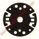Support Moteur TM 45, 2 trous entraxes 48 mm et 60 mm, 4 trous entraxes 56,5 x 18,5 mm