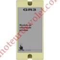 Module de Commande Groupée GR3 à Utiliser Uniquement avec un Automatisme