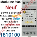 Module de Commande Groupée Moduline 8000 (620011) 2 Modules sur Rail