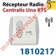 Récepteur Radio Centralis Uno RTS