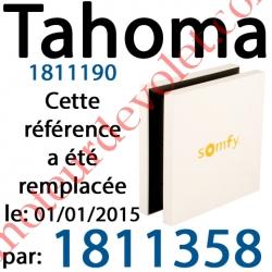 Boîtier Tahoma io Forfait Liberté Sans Abonnement à Connecter à Internet pr Cder & Visual Volets & Matériels io de n'importe où