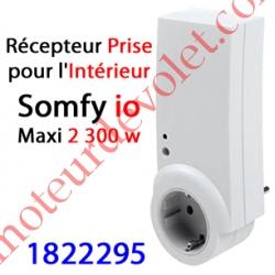 Récepteur Prise intérieure io Puissance Maxi 2 300 w