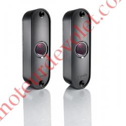 Cellules Photoélectriques Master Pro (Barrage) Etanche ip54 24v Portée Maxi 10 m Compatible Bus 3S