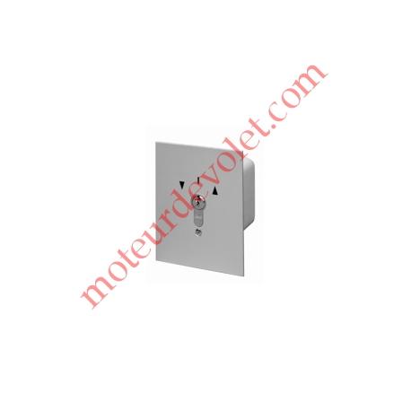 Inverseur à Clés Orion à Position Fixe à Encastrer 16 A Maxi sous 230 vca ip54