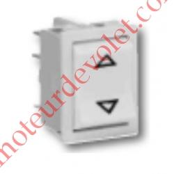 Inverseur Bipolaire Blanc Apem  5 Positions