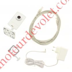 Caméra ip Wifi M1011-W Fixe d'Intérieur pour Alarme Protexial