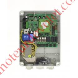 Armoire Mod 24 pour Commander 2 Moteurs Rgs 24 vcc Platine 5101464