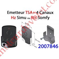Emetteur  Nomade Tsa+ Hz 4 Canaux