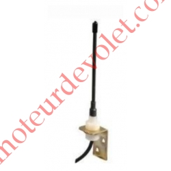 Antenne 433 MHz Rts ou Hz Câble CoAxial ø 5 mm Longueur ± 3 m