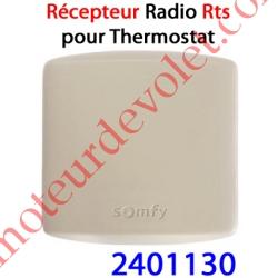 Récepteur Radio Rts pour Piloter le Chauffage Puissance Maxi 2 500 w