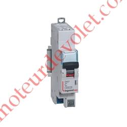Disjoncteur Magnétothermique DNX³ 10 A