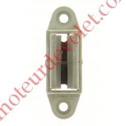 Bloqueur à Clips Réglable en Profondeur de 28 à 48 mm pour To Coloris Gris